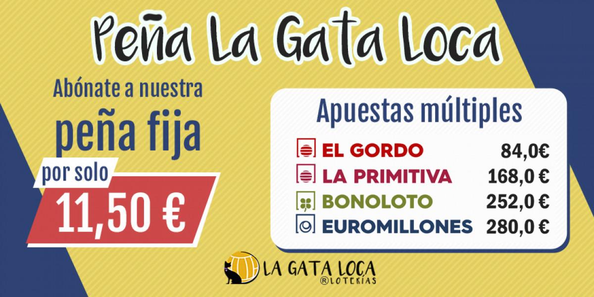 Loterias La Gata Loca