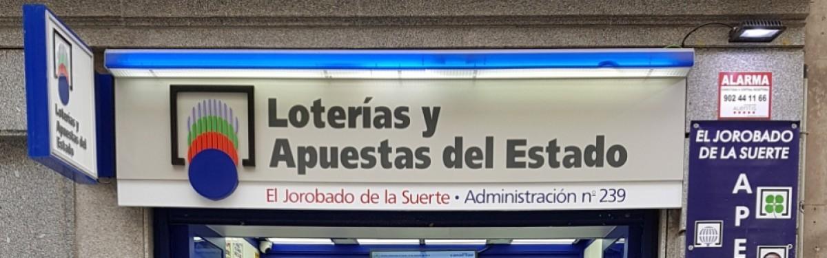"""Lotería Preciados """"El Jorobado de la Suerte"""""""