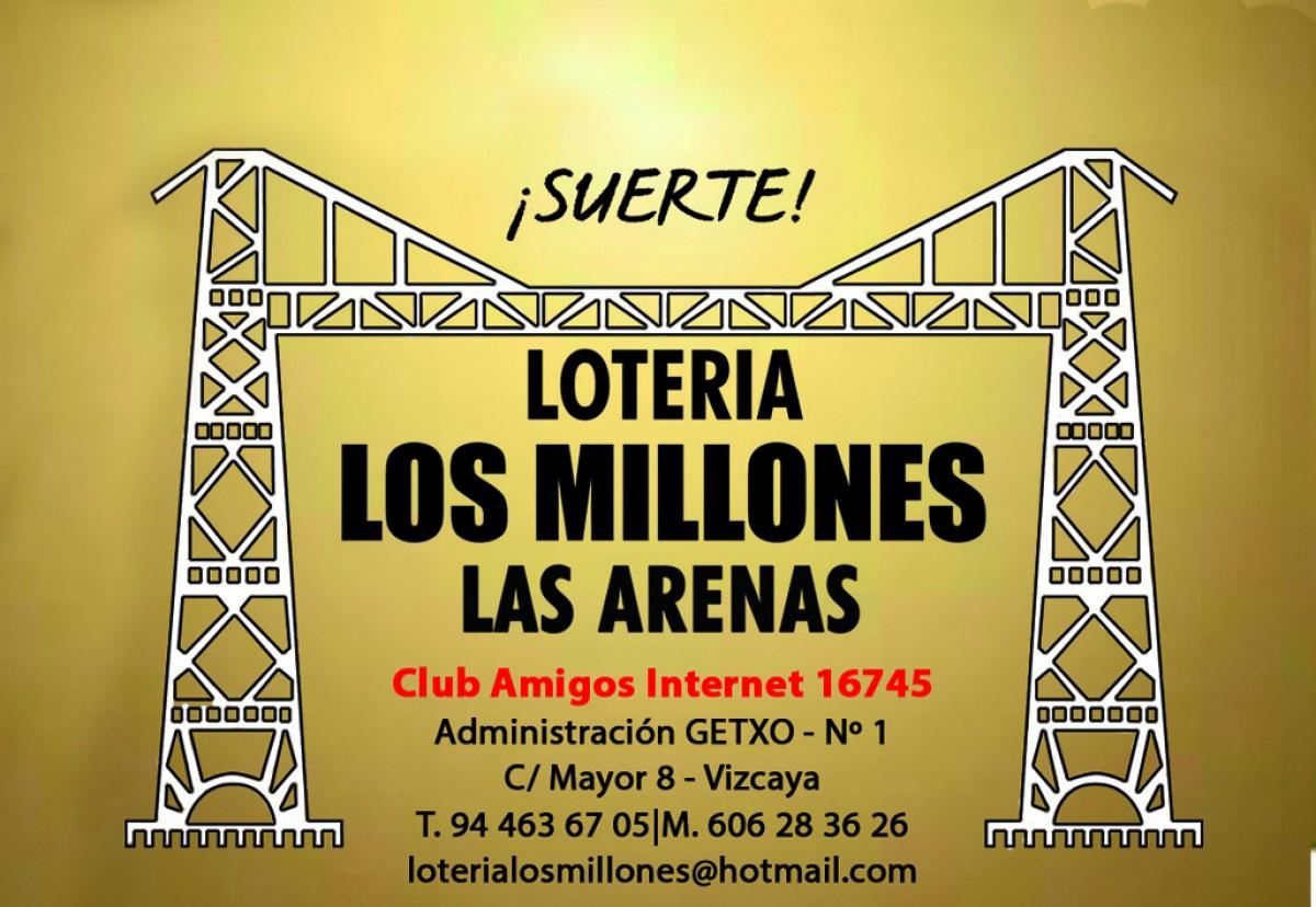 Los Millones de Las Arenas