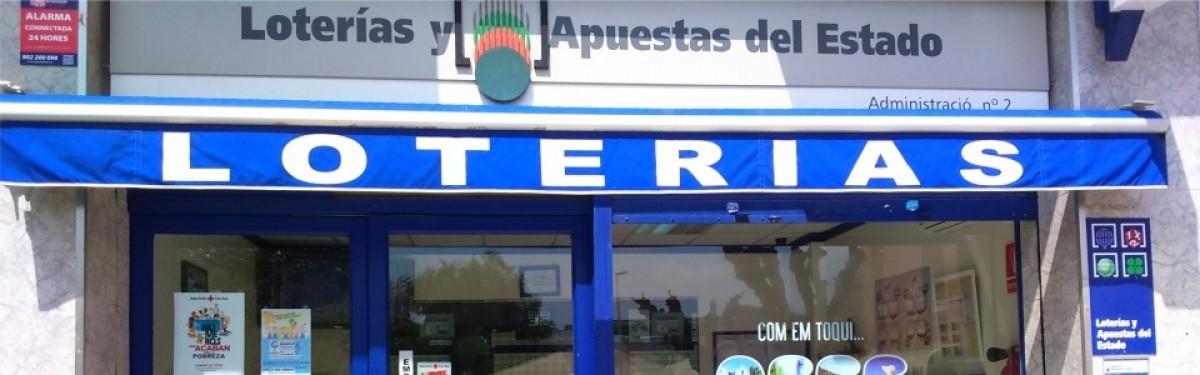 Lotería El Palau