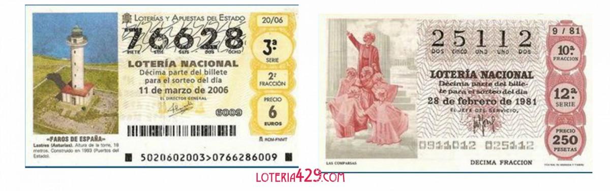 Loteria de las Estrellas (Admón.429 Madrid)