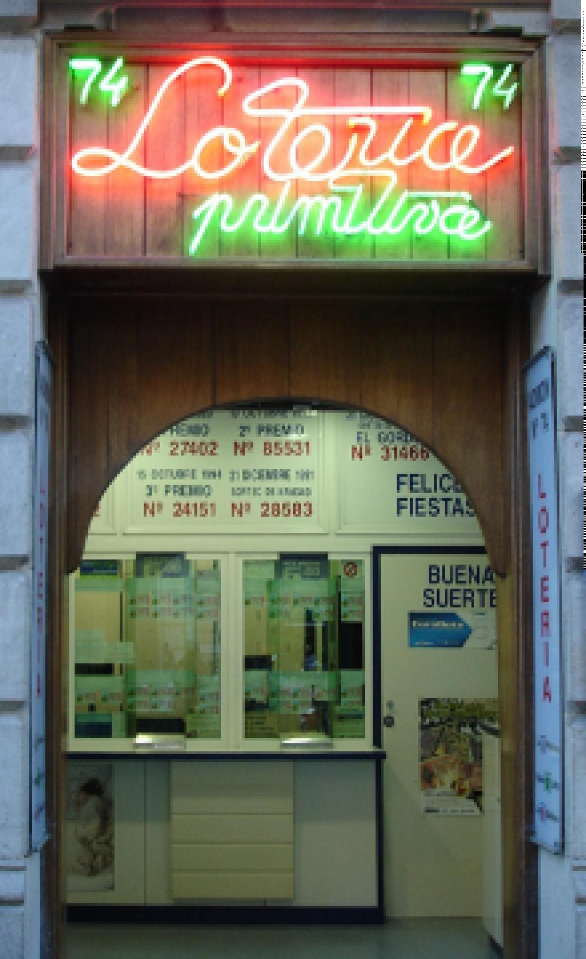Admon 74 Barcelona MOLINER