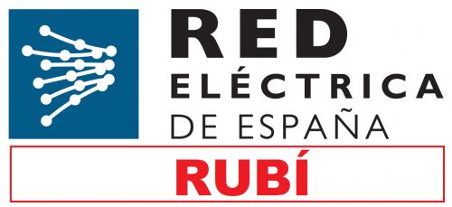 Red Eléctrica RUBI