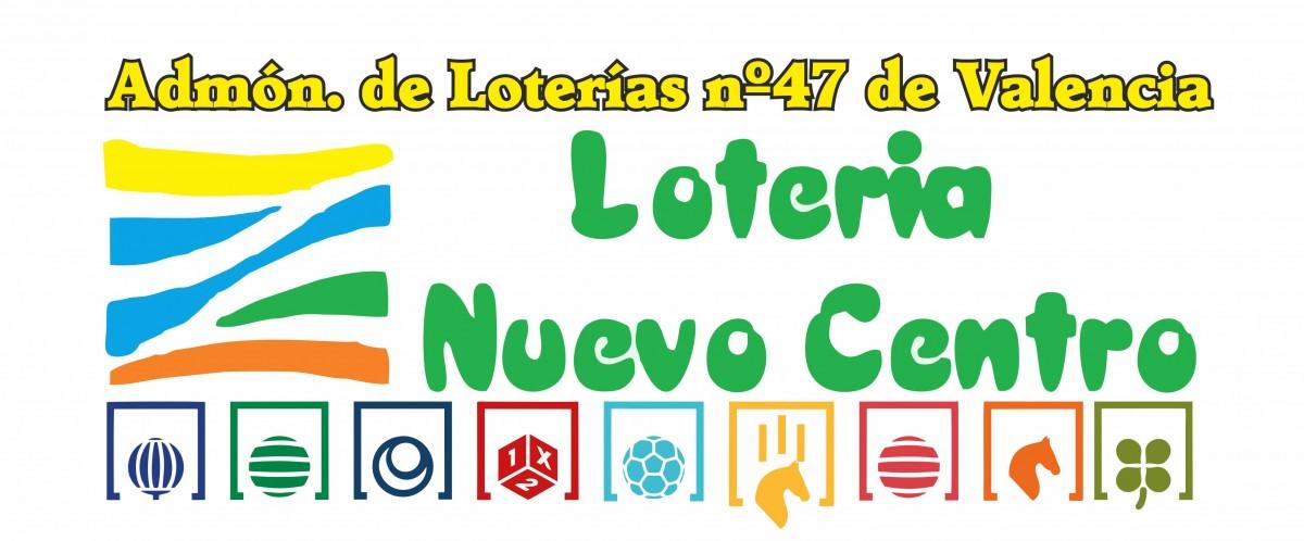 Lotería NUEVO CENTRO Valencia