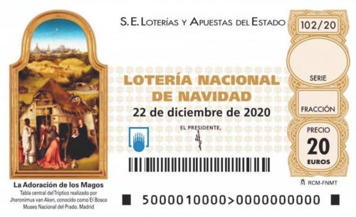 LOTERIA DE NAVIDAD EMPRESAS EMPRESA DESACTIVADA EL 19/12/2020 A LAS 23:56