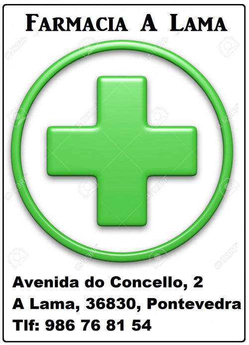 Farmacia A Lama EMPRESA DESACTIVADA EL 27/01/2021 A LAS 13:05
