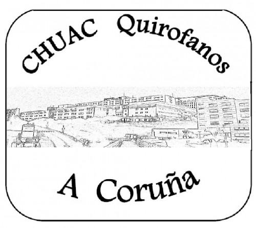 CHUAC QUIROFANOS EMPRESA DESACTIVADA EL 27/01/2021 A LAS 14:39