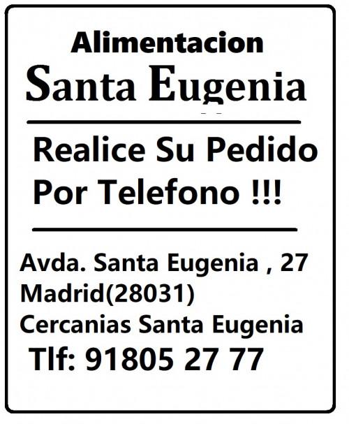 Charcuteria Santa Eugenia EMPRESA DESACTIVADA EL 02/03/2021 A LAS 09:47