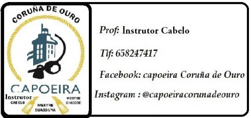 Capoeira Coruña EMPRESA DESACTIVADA EL 27/01/2021 A LAS 13:04