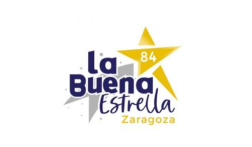 Lotería 84 Zaragoza La Buena Estrella