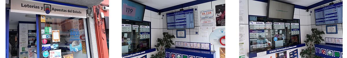 Lotería El Racimo