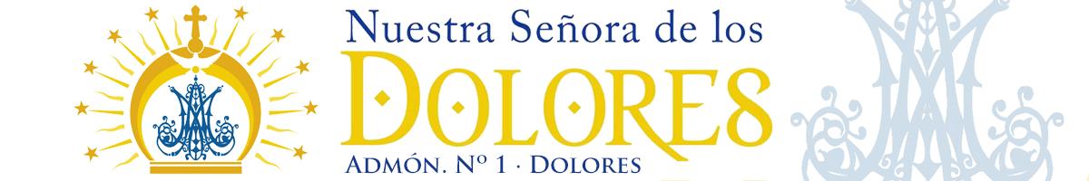 Administracion Virgen de los Dolores