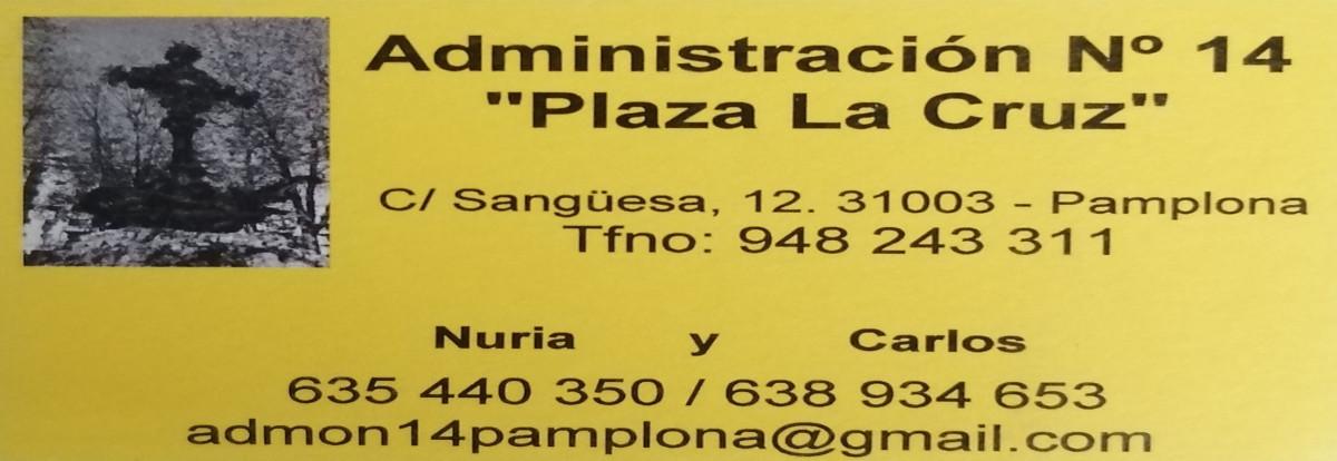 Lotería Plaza La Cruz