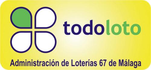 TODOLOTO - ADMINISTRACIÓN DE LOTERÍAS 67 DE MÁLAGA
