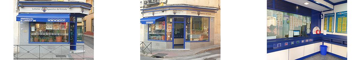 Administración 206 de Madrid
