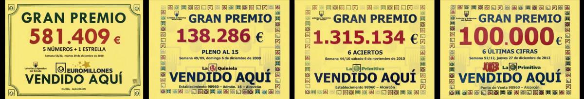 Loterias Nuria