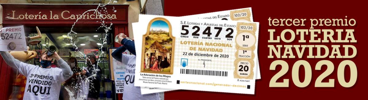 Lotería La Caprichosa