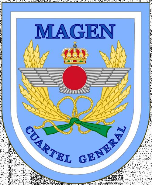 MAGEN - Mando Aéreo-General