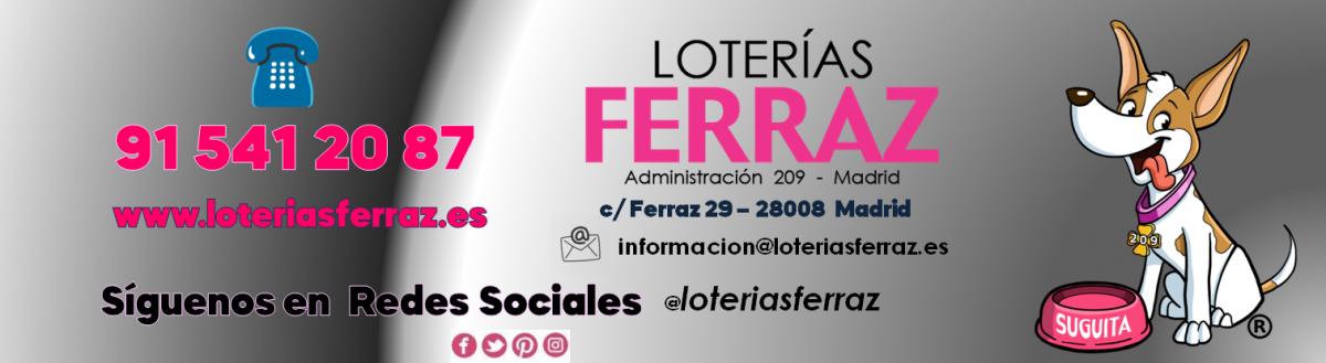 LOTERIAS FERRAZ